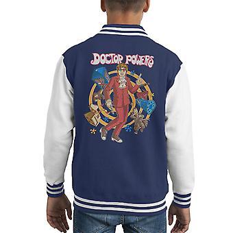 Medico poteri Austin che Kid di Varsity Jacket