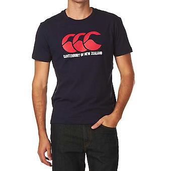 CCC logo t-shirt junior [Marine]