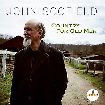 John Scofield - Country for Old Men [CD] USA import
