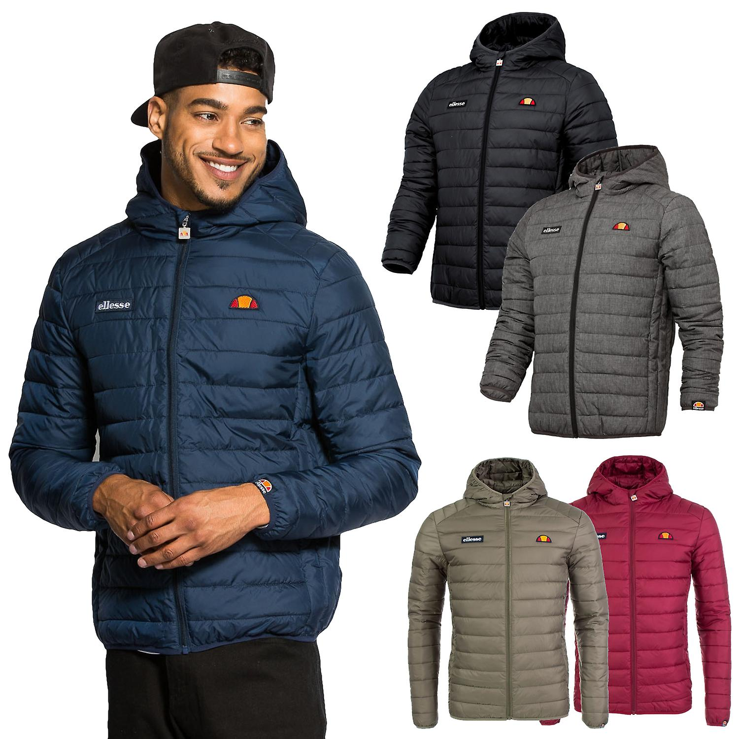 ellesse jacket lombardy fruugo. Black Bedroom Furniture Sets. Home Design Ideas