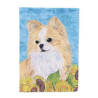 Carolines Treasures  SS4242-FLAG-PARENT Chihuahua Flag
