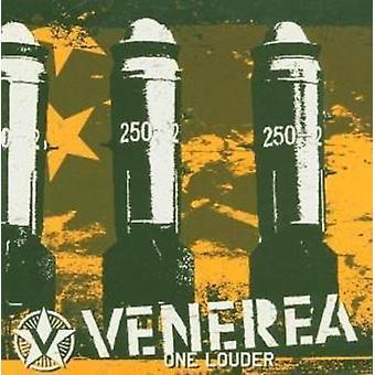 Venerea - One Louder [CD] USA import