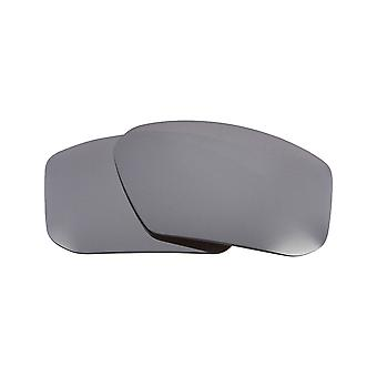 SEEK Replacement Lenses Compatible for SPY OPTICS McCOY Polarized Silver Mirror