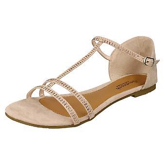 Savannah Ladies Open Toe Sandals