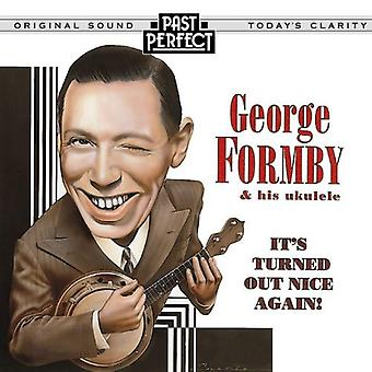 It's Turned out Nice Again [Audio CD] George Formby