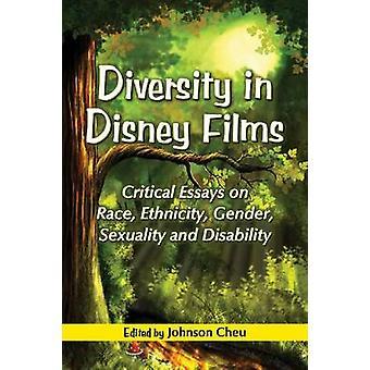 Diversity in Disney Films by Johnson Cheu