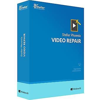 Stellar Phoenix Video reparatie (Windows)