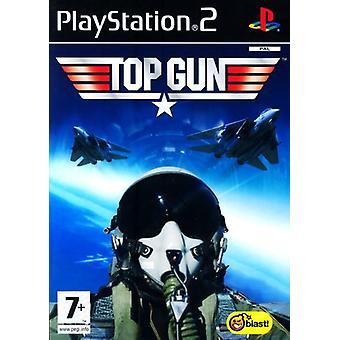 Top Gun (PS2) - Ny fabrik förseglad
