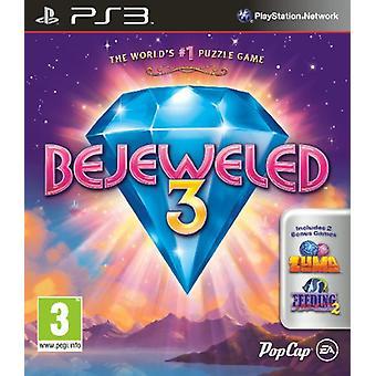 Bejeweled 3 (PS3) - Uusi