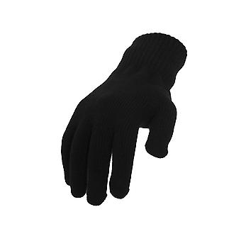 Urban classics knitted gloves