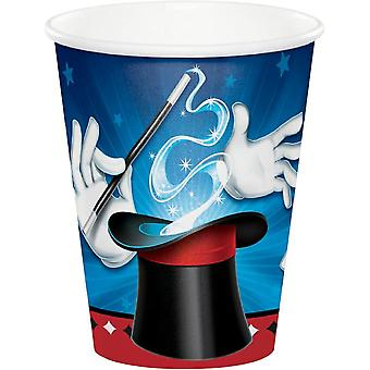 Magician Mage chalice 8 piece 256ml children birthday theme party party birthday