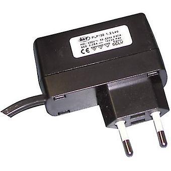 QLT PLP 106 LED transformator, LED driver Constante spanning, Constante stroom 0,35 Een 24 V DC niet dimbaar, goedgekeurd voor gebruik op meubels