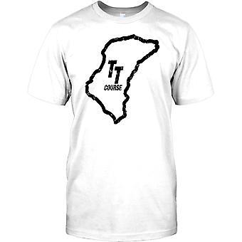 Isle Of Man TT-løpet - beste Racing i verden Mens T-skjorte