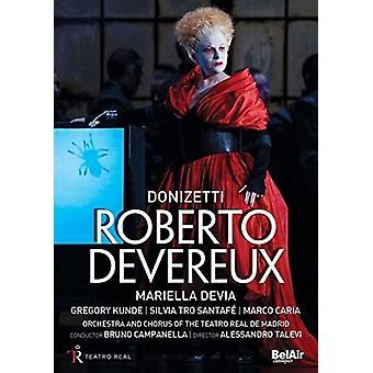 Donizetti: Roberto Devereux [DVD] USA importieren