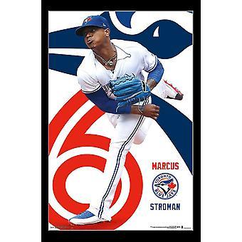 Toronto Blue Jays - Marcus Stroman Poster Print