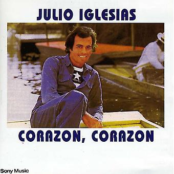 Julio Iglesias - importação EUA Corazon Corazon [CD]