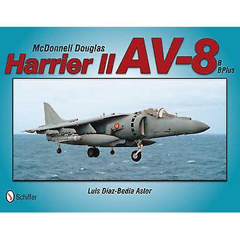 McDonnell Douglas Harrier II AV-8B - Bplus da Luis Diaz-Bedia Astor -