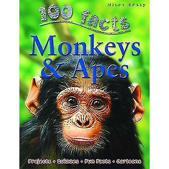 Singes et les singes par Camilla De la Bedoyere - livre 9781848102347