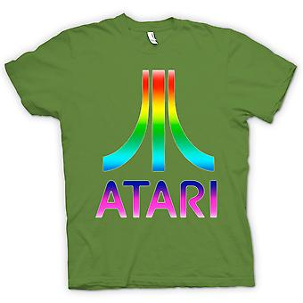 Womens T-shirt-Atari spel Retro Funny