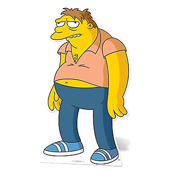 Barney Gumble Lifesize Cardboard Cutout / Standee  (The Simpsons)