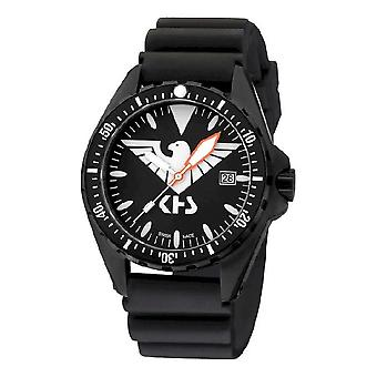 KHS Uhren Herrenuhr MissionTimer 3 Eagle One KHS.MTE.DB