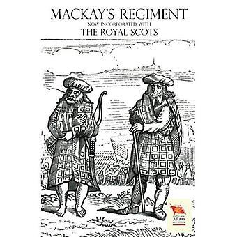 Oude Schotse Brigade wordt de geschiedenis van M
