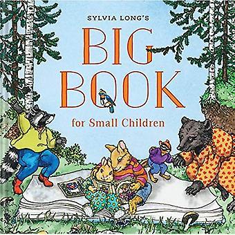 Sylvia Long Big Book for små barn