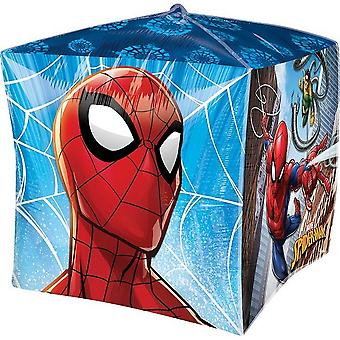 Anagramma Spider-Man Supershape Cubez palloncino