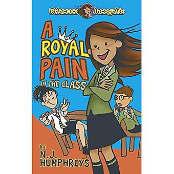 Prinses Incognito: Een koninklijke pijn in de klasse (prinses Incognito)