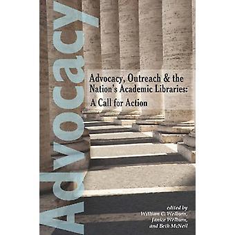 A の擁護 - アウトリーチと国の大学図書館 - A を呼び出す