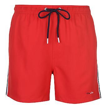 Pierre Cardin hombre contraste Panel Swim Shorts