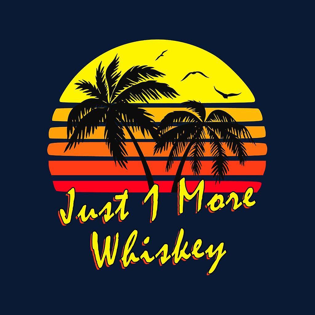 A tan solo 1 más whisky sol Vintage chaqueta del cabrito Varsity