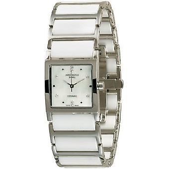 Zeno-Watch Damenuhr Ceramic CC Ceramic 21118Q-s2M