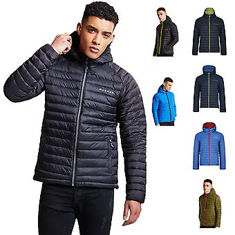 Dare2b Mens Phasedown Down Insulated Lightweight Coat Jacket