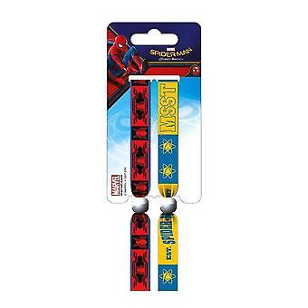 Spider-Man Festival Wristband Set