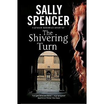 The Shivering Turn by Sally Spencer - 9780727893345 Book