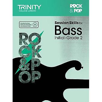 Session Skills for Bass Initial-Grade 2 by Trinity College London - 9