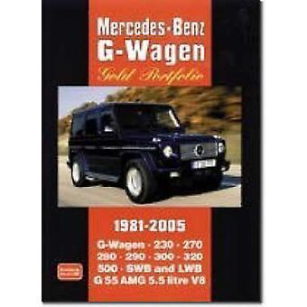 Mercedes-Benz G-Wagen Gold Portfolio 1981 - 2005 by R. M. Clarke - 97
