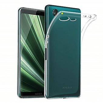 Silicone shell transparant Sony Xperia 1 compact