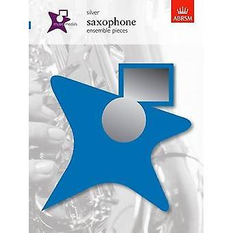 Music Medals Silver Saxophone Ensemble Pieces - 9781860966095 Book