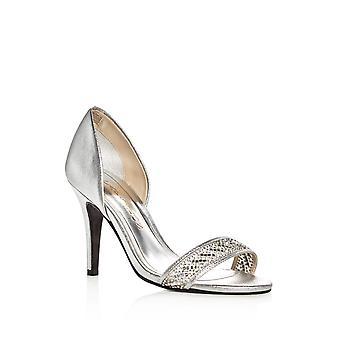 Caparros Womens Illusion Open Toe Special Occasion Espadrille Sandals