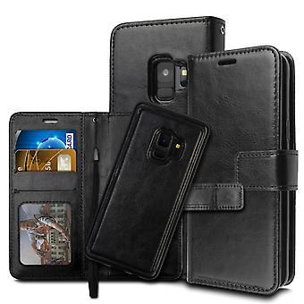 Carteira Case / Magnet shell Samsung S9-Black