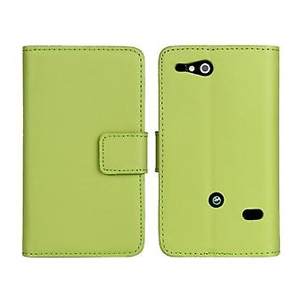 Portefeuille Case Sony Xperia GO, Skins authentiques