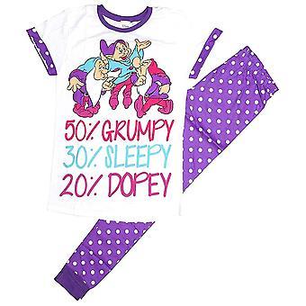 Vrouwen Disney ' chagrijnig slaperige Dopey ' zeven dwergen pyjama set