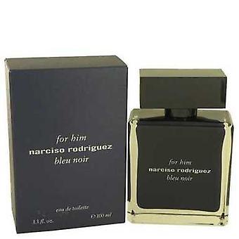 Narciso Rodriguez Bleu Noir av Narciso Rodriguez Eau de Toilette Spray 3,4 oz (män) V728-534341