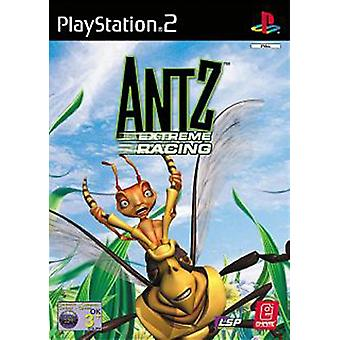 Antz Extreme Racing (PS2) - Neue Fabrik versiegelt