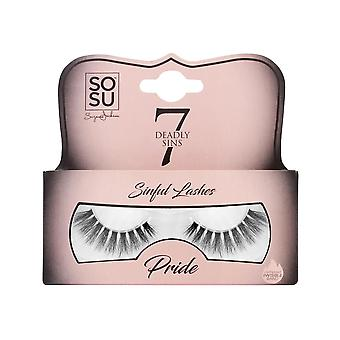 SOSUbySJ 3D Synthetic Lashes in Pride