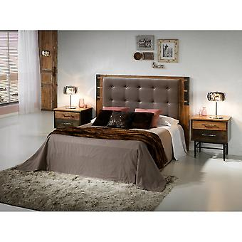 Schuller Dresde Headboard, Grey Fabric, 150