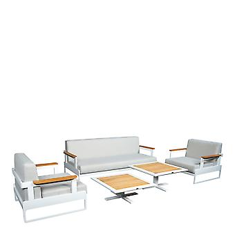Aéroport7 - France Cube (  Blanc Ensembles de salon
