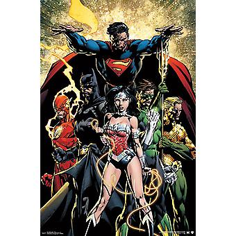 Poster - Studio B - Justice League - Power 23